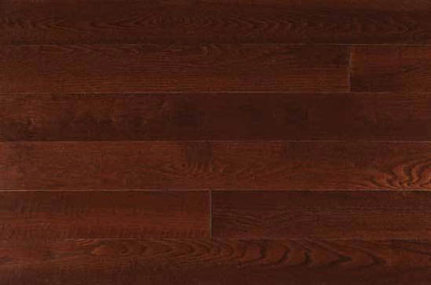 "Hampton Forge Warrior Oak 5"" Solid Hardwood - American Fast Floors"
