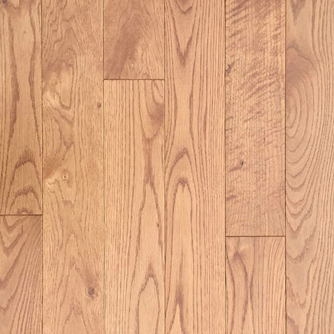 "Mullican Castillian 5"" Oak Harvest Wheat Solid Hardwood"