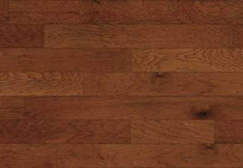 "Hayden Lantern Hickory 5"" Engineered Hardwood - American Fast Floors"