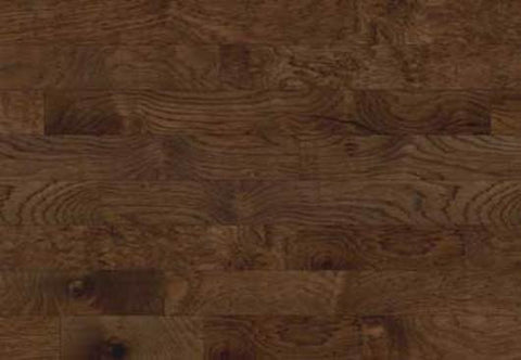 "Hayden Truffle Hickory 5"" Engineered Hardwood"
