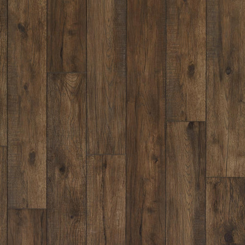 Mannington Restoration Wide Plank Collection Hillside Hickory Acorn - American Fast Floors