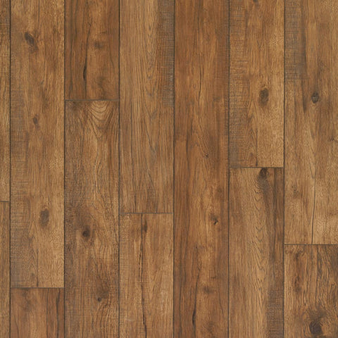 Mannington Restoration Wide Plank Collection Hillside Hickory Ember - American Fast Floors