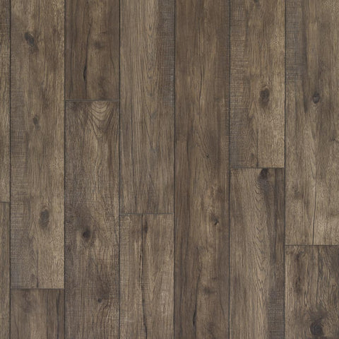 Mannington Restoration Wide Plank Collection Hillside Hickory Stone