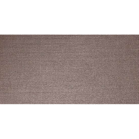 American Olean Infusion 12 x 24 Brown Floor Tile - Fabric