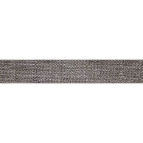 American Olean Infusion 4 x 24 Gray Linear Express - Fabric
