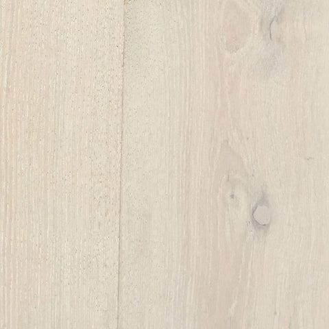 "Mullican Mount Castle 7-1/2"" Oak Ivory Engineered Hardwood - American Fast Floors"