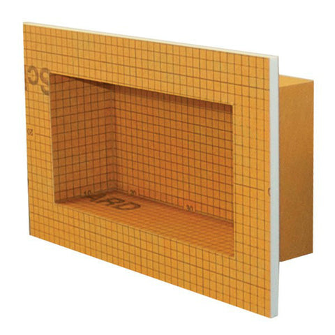 Schluter Kerdi Board Sn 12 X 6 Prefabricated Shower Niche - American Fast Floors