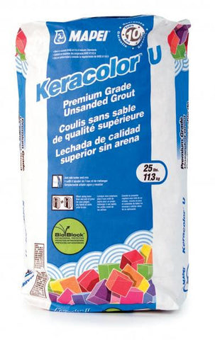 Mapei Keracolor U - 25 lb Bag - American Fast Floors