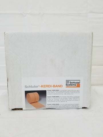 Schluter Kerdi Band Waterproofing Strip 5x33