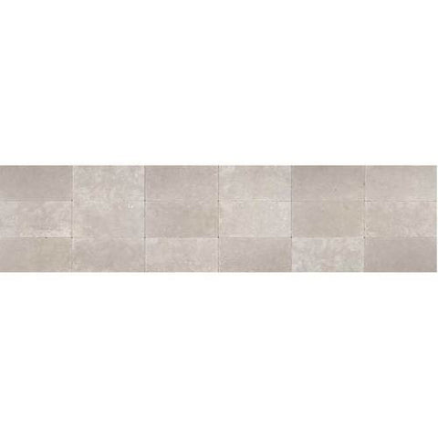 "Daltile Limestone 12"" x 24"" Touques Gris Tumbled Field Tile - American Fast Floors"