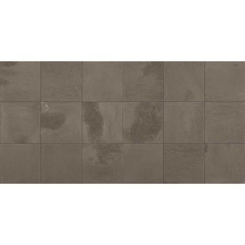 "Daltile Limestone 12"" x 12"" Moselle Gris Honed Field Tile - American Fast Floors"