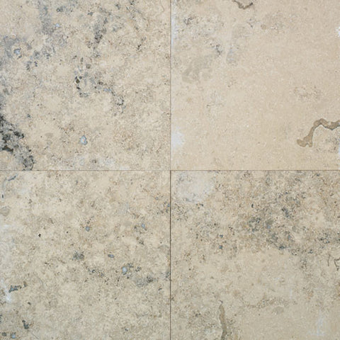 "Daltile Limestone 12"" x 24"" Jurastone Grey-Blue Honed Field Tile"