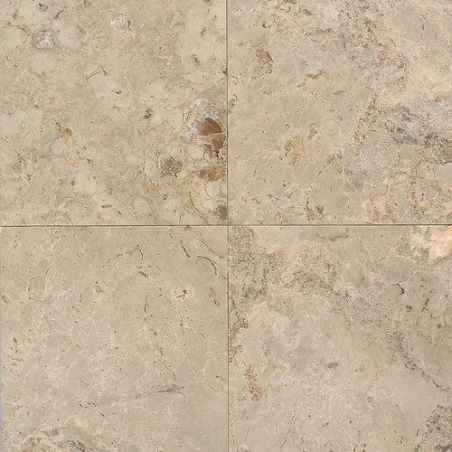 "Daltile Limestone 12"" x 12"" Napolina Honed Field Tile - American Fast Floors"
