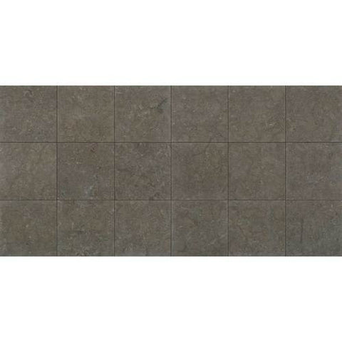 "Daltile Limestone 6"" x 18"" Lagos Blue Honed Field Tile"