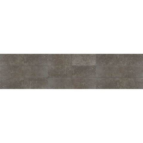 "Daltile Limestone 12"" x 24"" Lagos Blue Leather Field Tile - American Fast Floors"