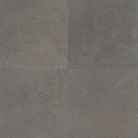 "Daltile Limestone 18"" x 18"" Lagos Blue Honed Field Tile"