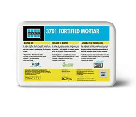 Laticrete 3701 Fortified Mortar Bed (Sack/2000lb/907.2kg) - American Fast Floors