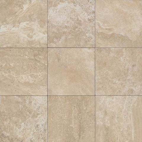 American Olean Laurel Heights 12 x 12 Elevated Beige Floor Tile