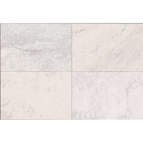 American Olean Laurel Heights 12 x 18 Gray Summit Wall Tile