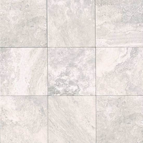 American Olean Laurel Heights 18 x 18 Gray Summit Floor Tile