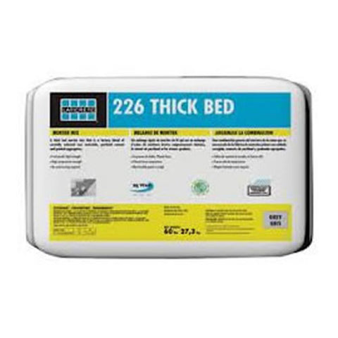 Laticrete 226 Thick Bed Mortar  (Grey/60lb/27.3kg) - American Fast Floors