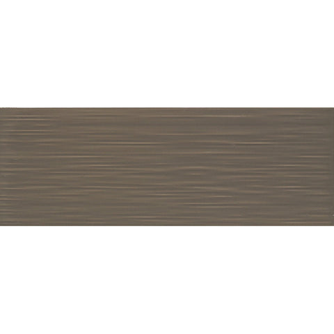 "Life 10""X28"" Mocca Waves Decorative Wall Tile - American Fast Floors"