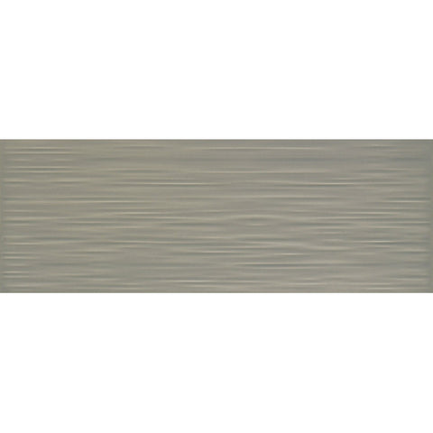 "Life 10""X28"" Perla Waves Decorative Wall Tile"