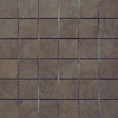 "Marazzi Stone Collection 12""x12"" Green Mesh Mounted Square Mosaic"