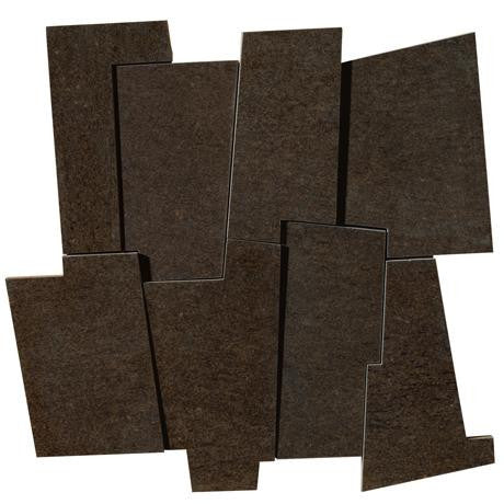 "Marazzi Soho 12""x12"" Brown Decorative Modulo - American Fast Floors"
