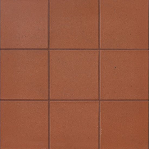 Bedrosians Quarrybasics X-Colors Tile Commercial Red