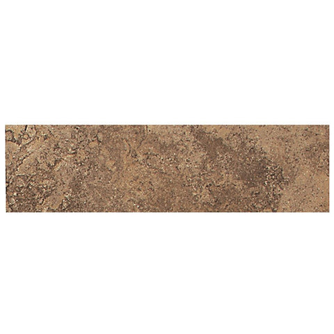 American Olean Montego 3 x 12 Pebble Brown Floor Bullnose