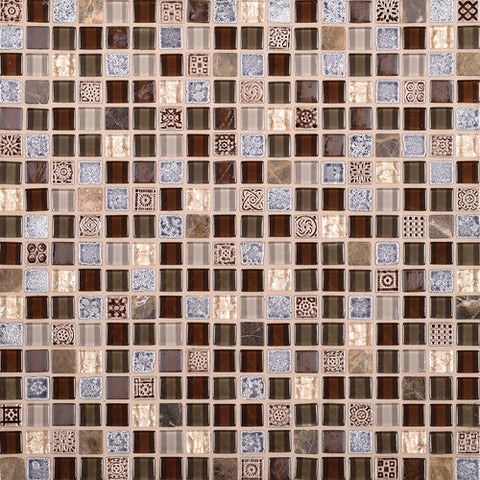 Daltile Marvel Wonder 5/8 x 5/8 Mosaic Field Tile