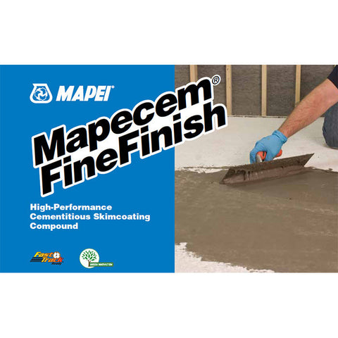 Mapecem FineFInish - 10 LB Bag - American Fast Floors
