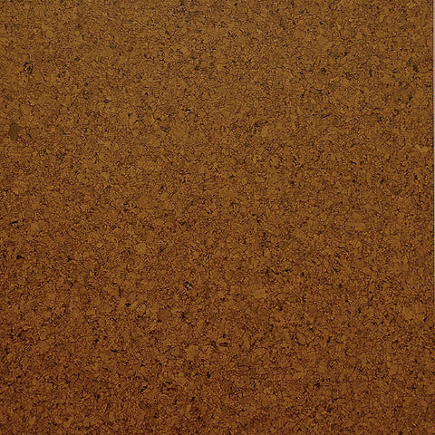 "WE Cork Classic Collection 12"" X 12"" Medium Shade Unfinished Tiles - American Fast Floors"