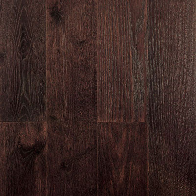 "Mullican Castillian 6"" Oak Midnight Engineered Hardwood"