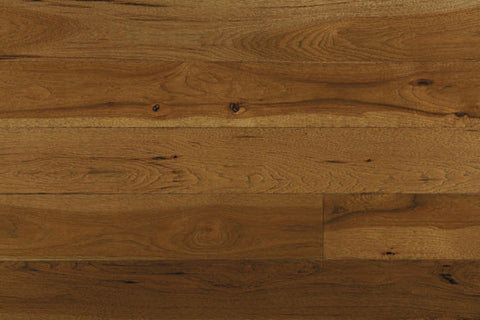 "Monroe Hickory Taupe Hickory 2.25"" Solid Hardwood - American Fast Floors"