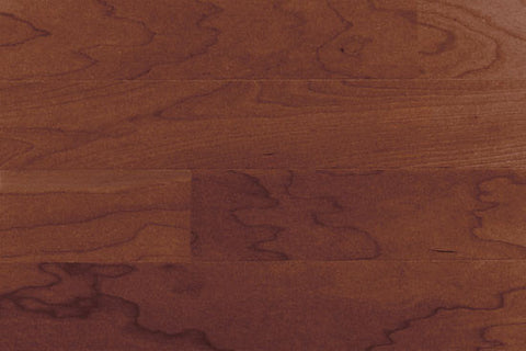 "Morton Cherry Black Cherry 5"" Engineered Hardwood"