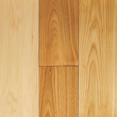 "Mullican Muirfield 5"" Hickory Natural Solid Hardwood"