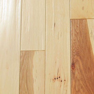 "Mullican Chatelaine 4"" Hickory Natural Solid Hardwood - American Fast Floors"