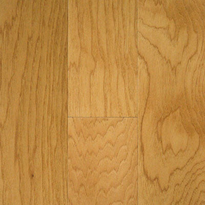 "Mullican HillShire 5"" Hickory Natural Engineered Hardwood"