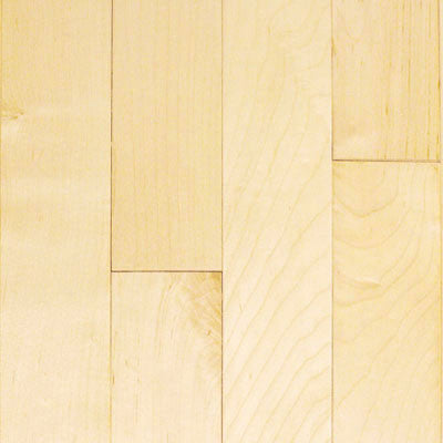 "Mullican Muirfield 3"" Maple Natural Solid Hardwood"