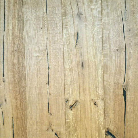 "Mullican Mount Castle 9-1/2"" Oak Natural Engineered Hardwood"