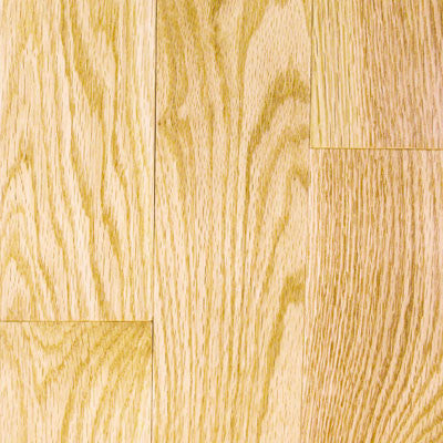 "Mullican Muirfield 3"" Red Oak Natural Solid Hardwood"