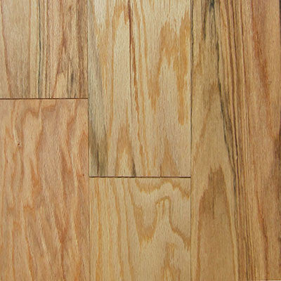 "Mullican Ponte Vedra 5"" Red Oak Natural Engineered Hardwood"