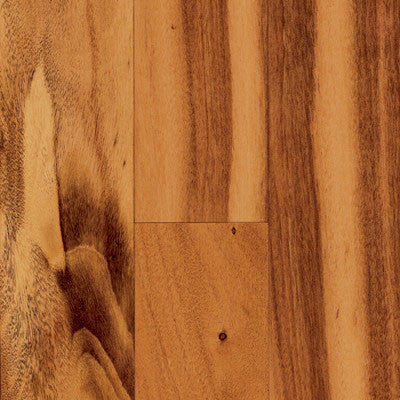 "Mullican Exotic 5"" Tigerwood Natural Solid Hardwood"