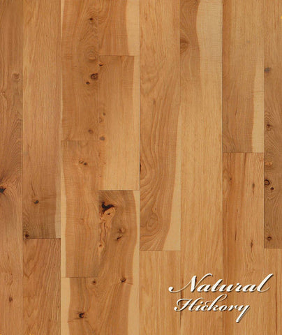 From the Forest Natural Hickory