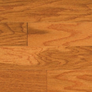 "Mullican Newtown Plank 5"" Oak Gunstock Engineered Hardwood"