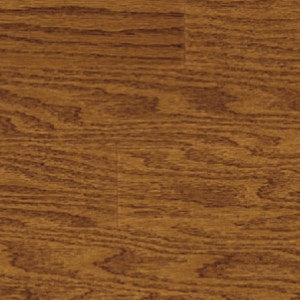 "Mullican Newtown Plank 5"" Oak Saddle Engineered Hardwood"