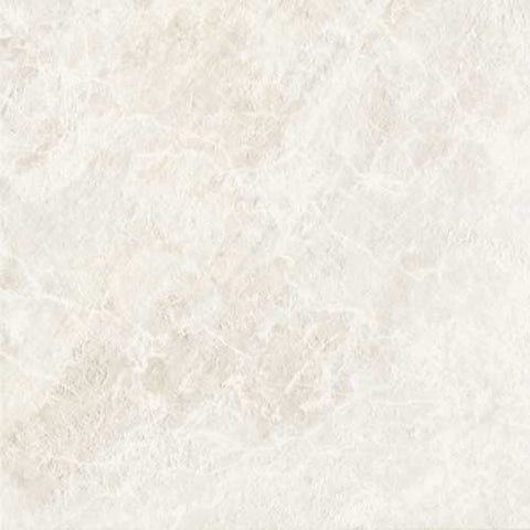 "Congoleum DuraCeramic Pacific Marble Pure White 16""x16"" - American Fast Floors"