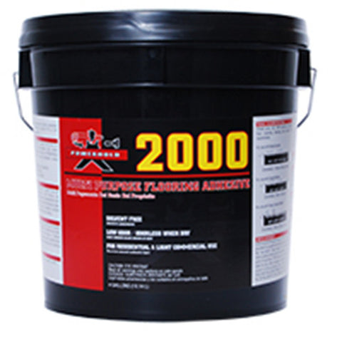 2000 Multi-Purpose Adhesive - 4 Gallon - American Fast Floors